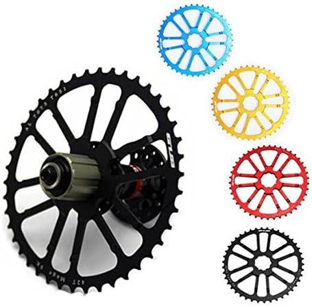 gub dientes sola velocidad Volante Extended Slice para bicicleta ...