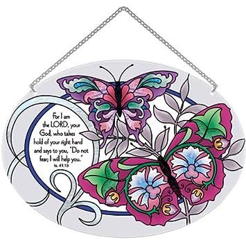 Joan Baker Designs Suncatcher Lo243r Stylized Butterflies For I Am