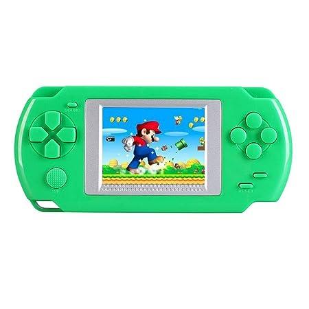 CWeep Handheld Game Console Gaming Player, 16 bit Retro Game ...
