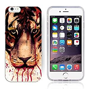Animal Design Protector Hard Skin Cover Penguin Lover for 5.5 Inch Apple iPhone 6 Plus Case Anime