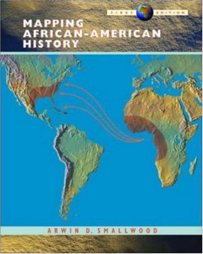 : Map Workbook for African-American History by Arwin D Smallwood (2002-12-19)