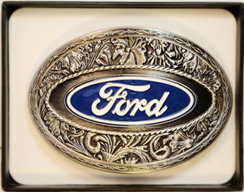 FORD Die-Cast Western Style Belt Buckle - Ford Belt Buckle Shopping Results