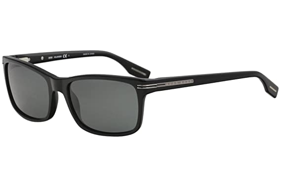 e65cd72358e Image Unavailable. Image not available for. Color  Hugo Boss 0319 S  Polarized Sunglasses ...