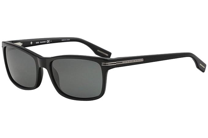 Hugo Boss Gafas de sol 0319/S 0807 negro 56MM: Amazon.es ...