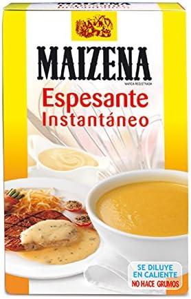 Maizena - Espesante Instant 250 g - [pack de 4]: Amazon.es ...