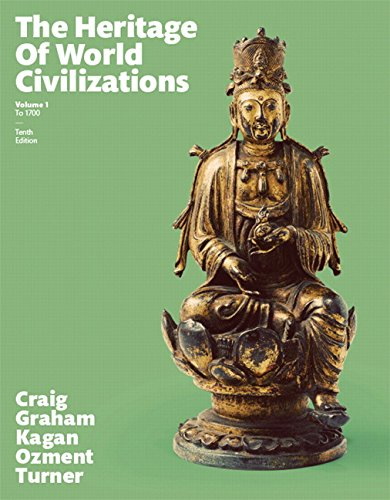 The Heritage of World Civilizations: Volume 1 Plus NEW MyHistoryLab for World History -- Access Card Package (10th Edition)