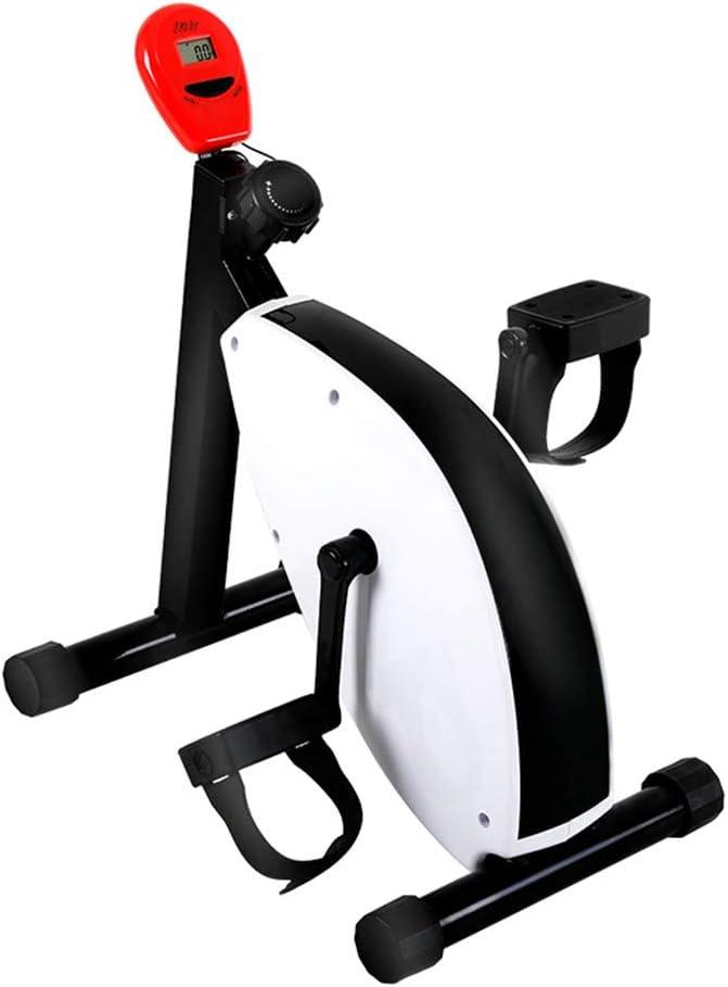 DYHQQ Ejercitador de Pedal - Bicicleta estacionaria magnética ...