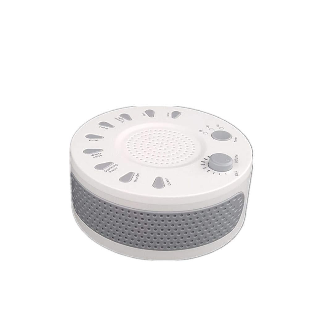 Sunshine White Noise Sleep Instrument Sleep Aid Artefacto Color Protección contra El Ruido Carga por USB Sleep Artifact: Amazon.es: Deportes y aire libre