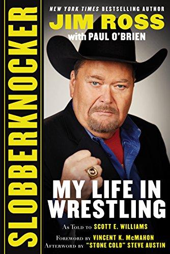 Slobberknocker: My Life in Wrestling cover