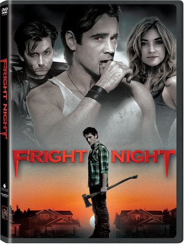 DVD : Fright Night [2011] [WS] (Dolby, AC-3, Dubbed, , Widescreen)