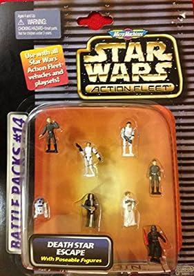 Star Wars Action Fleet Micro Machines Battle Pack #14 Death Star Escape