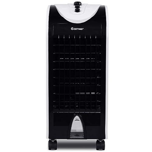 COSTWAY Air Cooler, Portable Evaporative Air Cooler