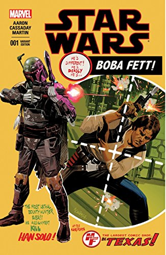 marvel star wars 1 variant cover - 1
