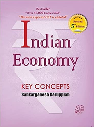Indian Economy Key Concepts: Amazon in: Sankarganesh K: Books