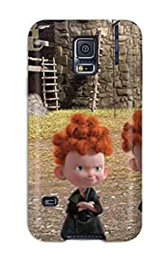 Special Design Back Brave 35 Phone Case Cover For Galaxy S5