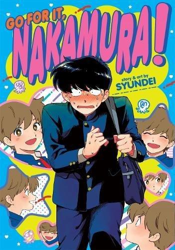 Amazon.com: Go For It, Nakamura! (Go For It, Nakamura!, 1) (9781626928879):  Syundei: Books