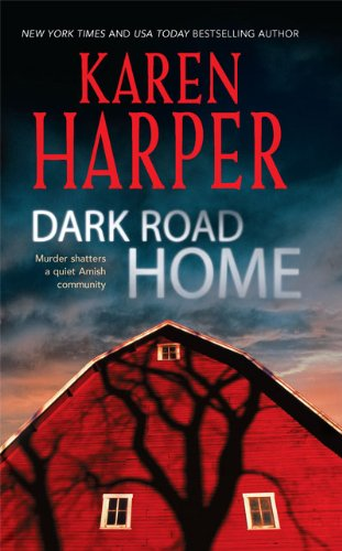 book cover of Dark Road Home