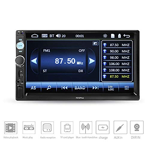 XIAOYUB Bluetooth Hand-Free Reversal Priority for New 7-inch Enhanced HD MP5 Player by XIAOYUB (Image #6)
