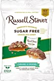 Russell Stover Sugar-Free Crispy Caramels, 3 Ounce