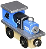 Best MasterPieces Toys For 4 Year Girls - MasterPieces NFL Carolina Panthers Toy Train Review
