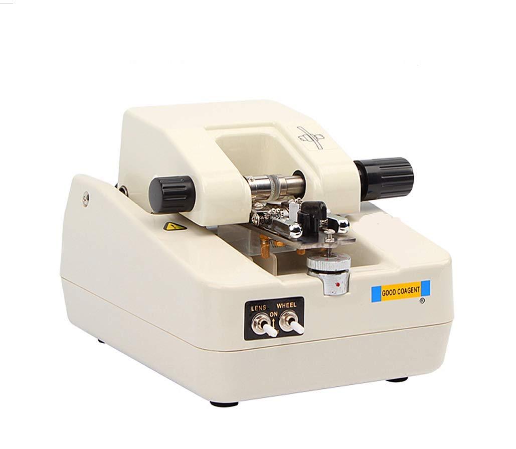 KUNHEWUHUA Lens Groover Lens Slotting Machine Glasses Equipment Glasses Slotting Machine CP-3-800 220V/50HZ 30W by KUNHEWUHUA (Image #2)