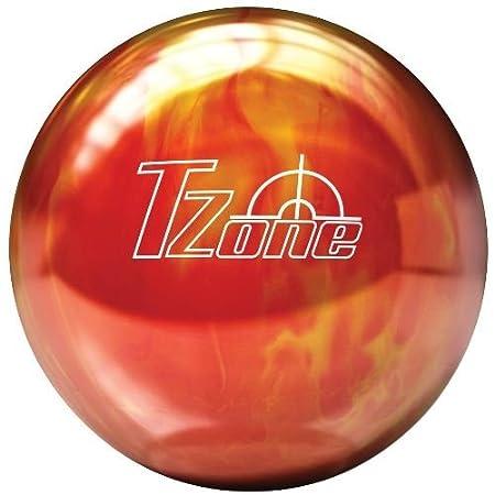 Brunswick TZone Hot Lava Boule de bowling rouge Rouge