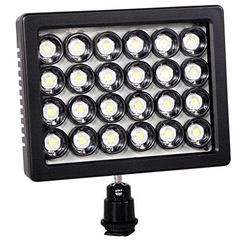 CN-160 LED Video Lighting (Black) - 8