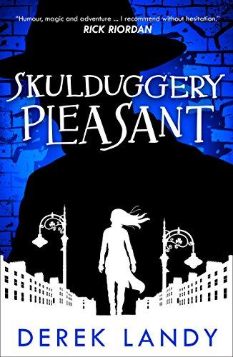 Skulduggery Pleasant Skulduggery Pleasant Book 1 Kindle Edition