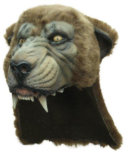 (Cougar Head Mask Helmet)