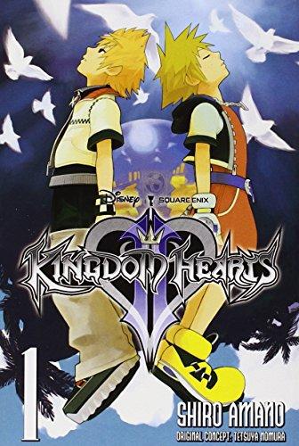 Kingdom Hearts II, Vol. 1 - manga