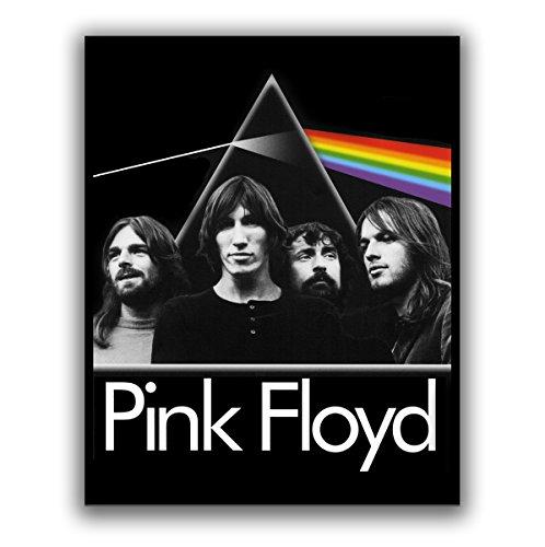 Get Down Art Pink Floyd Portrait Canvas Artwork, 2 - pink floyd wall art - unique wall art