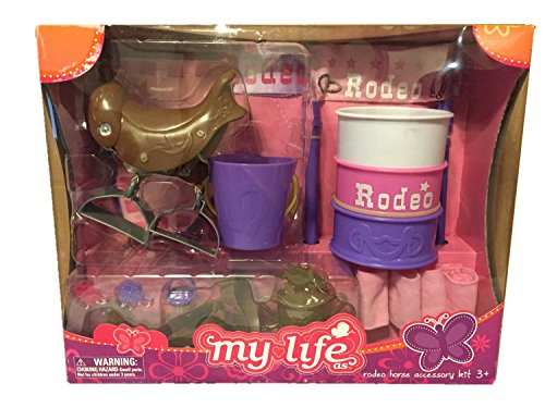 My Life As Rodeo Horse Accessory Kit Play Accessory For
