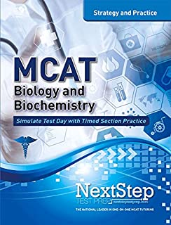 Mcat biology and biochemistry content review for the revised mcat mcat biology and biochemistry strategy and practice mcat strategy and practice fandeluxe Image collections