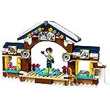 LEGO Friends Snow Resort Ice Rink 41322 Building Kit (307 Piece)