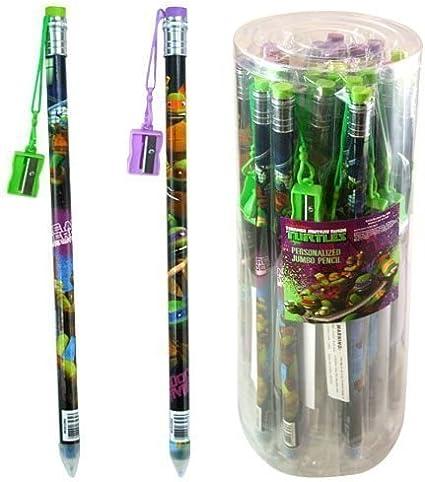 American Greetings Teenage Mutant Ninja Turtles Pencils