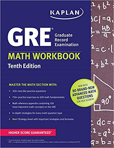 Download GRE? Math Workbook (Kaplan Gre Math Workbook) by Kaplan (2013) Paperback pdf epub