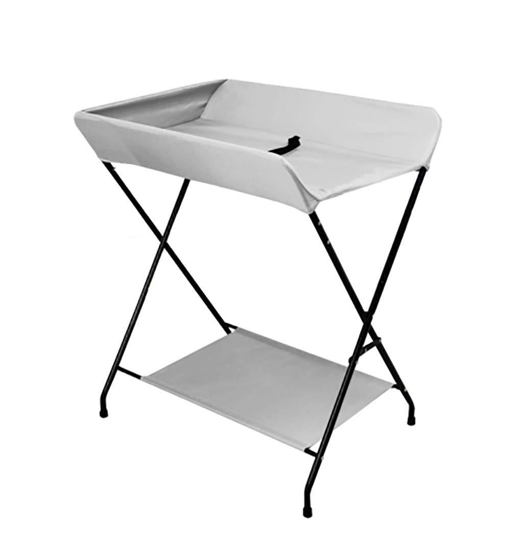赤ちゃん折りたたみ看護テーブル鉄骨フレーム折りたたみ赤ちゃん変更テーブル多機能新生児マッサージテーブル三色オプション (色 : C)  C B07NL7FK3R