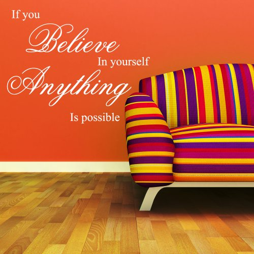 MairGwall Motivational Yourself Anything Possible Medium product image