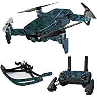 MightySkins Skin for DJI Mavic Air Drone - Dark Butterfly | Max Combo Protective, Durable, and Unique Vinyl Decal wrap cover | Easy To Apply, Remove, and Change Styles | Made in the USA