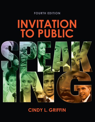 Bundle: Invitation to Public Speaking, 4th + Communication CourseMate, Enhanced eBook, Speech Studio, Audio Study Tools,