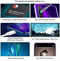 Realme 5 Pro Smartphone 4GB RAM + 128GB ROM, Pantalla de 6.3 IPS ...
