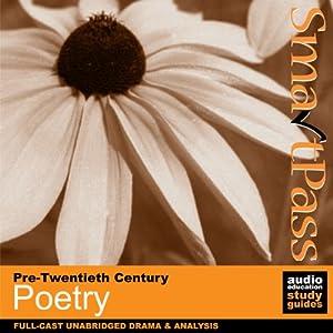 SmartPass Guide to Pre-Twentieth Century Poetry Audiobook
