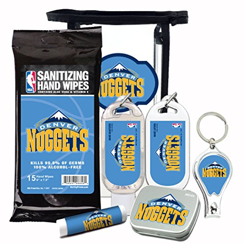 Denver Nuggets Kit: Denver Nuggets Stocking, Nuggets Christmas Stocking
