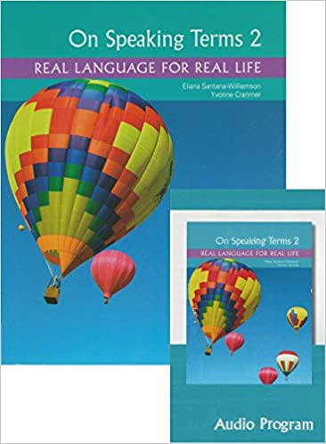 On Speaking Terms 2 Student Book and Audio CD Package