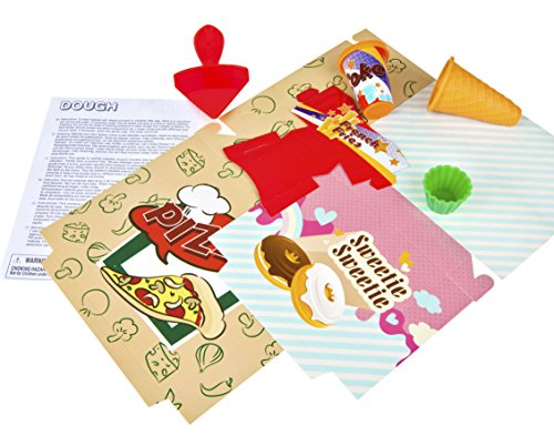 Deluxe Dough With Toys Food Set Play Brand Cp Doh 4 Modeling m0POv8yNnw