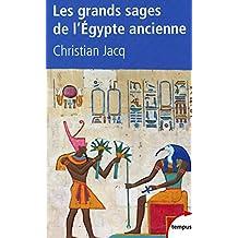 Les grands sages de l'Égypte ancienne