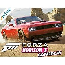 Clip: Forza Horizon 3 Gameplay