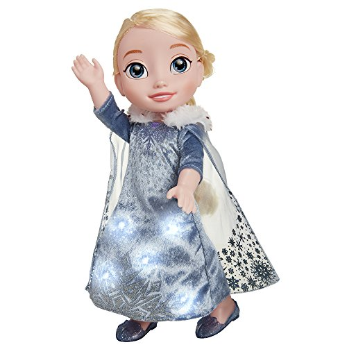 Disney Frozen Singing Traditions Elsa Doll ()