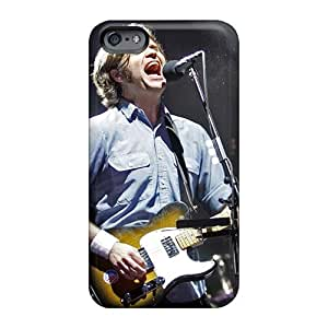 Shock Absorption Cell-phone Hard Cover For Iphone 6 With Support Your Personal Customized Stylish Death Cab For Cutie Band D.C.F.C Series AlissaDubois