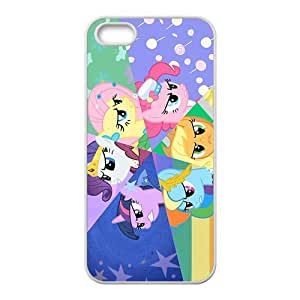 Happy My little pony Case Cover For iPhone 5S Case